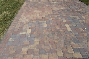 brick paver service